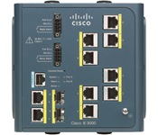 Cisco Switches - Industrial Ethernet IE-3000-8TC
