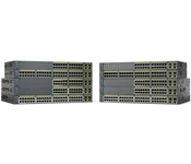 Cisco Cisco Catalyst 2960 Plus Series