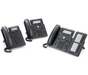 Cisco IP Phone 6800 Series